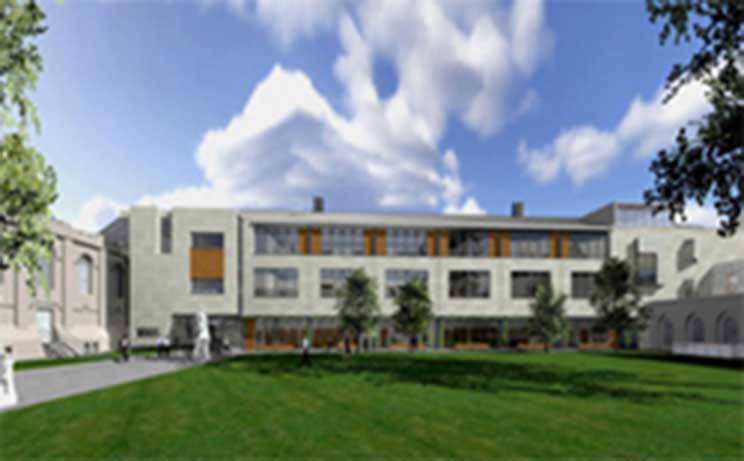 Extension and Alterations to Blackrock College School Building
