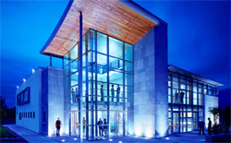 Modern New Theatre for Bray Arts Centre