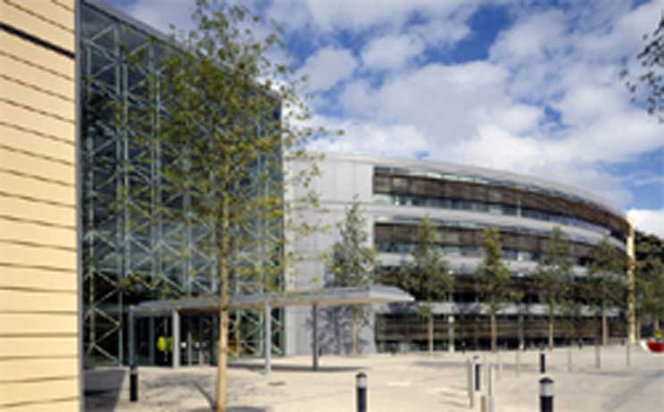 New Fingal County Council Offices, Blanchardstown