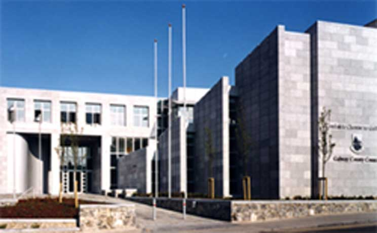 Fully Fitted-Out Galway Council Offices for Local Authority Services