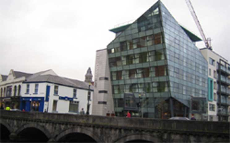 Glasshouse Hotel Sligo Car Parking