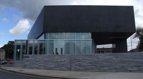 "Quantity Surveying for Navan ""Solstice"" Arts Centre"