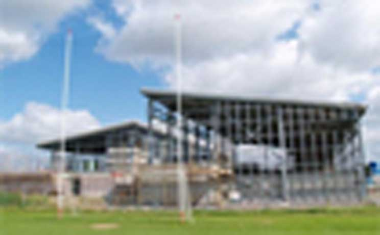 Construction of Trim GAA Clubhouse and Sports Hall