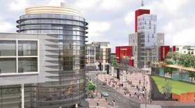 Masterplan Budget & Cost Advisers on Clongriffen Urban Development, Dublin