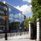 Fit Out of top floor of city centre office in Stephens Green, Dublin