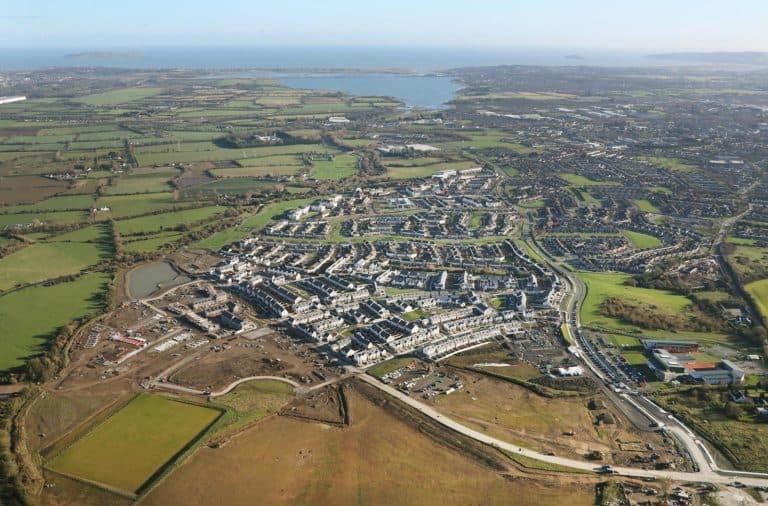Miller's Glen: Aerial View
