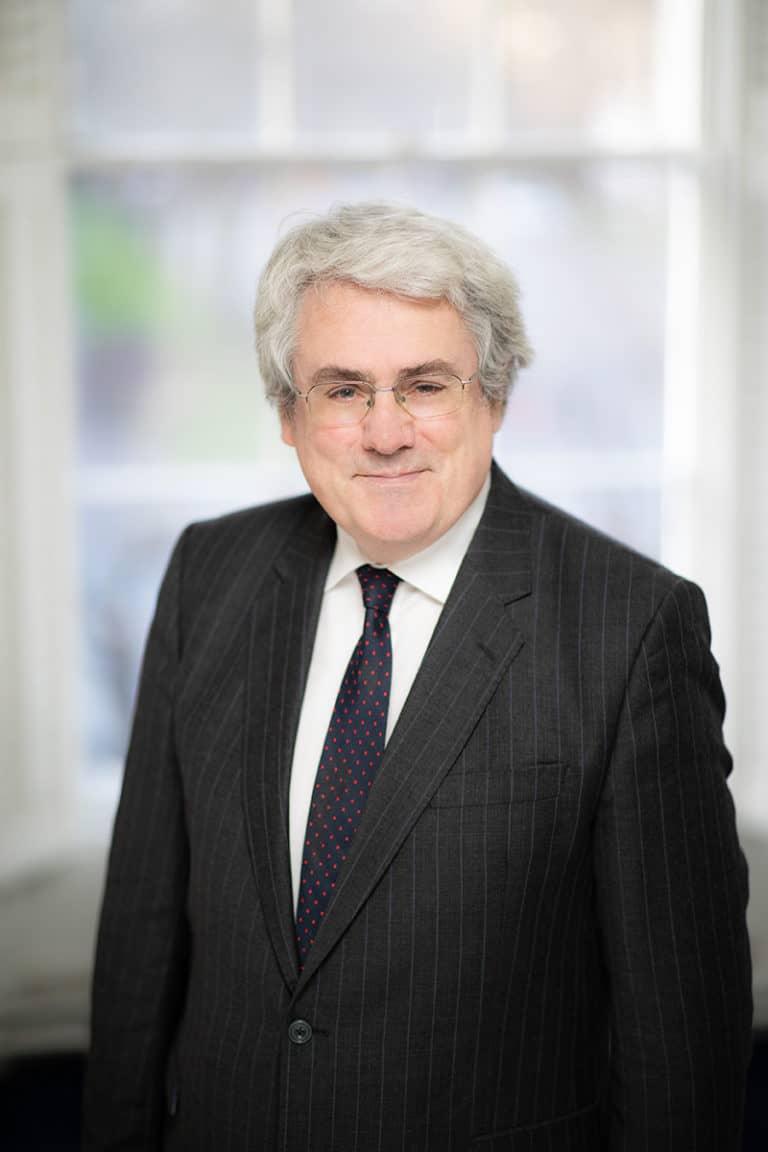 Gerry O'Sullivan (portrait)