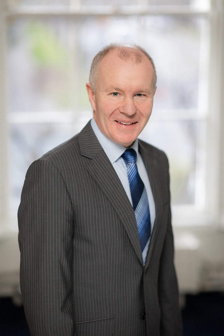 Martin Coles (portrait)
