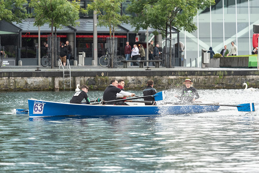 Docklands Regatta 2019