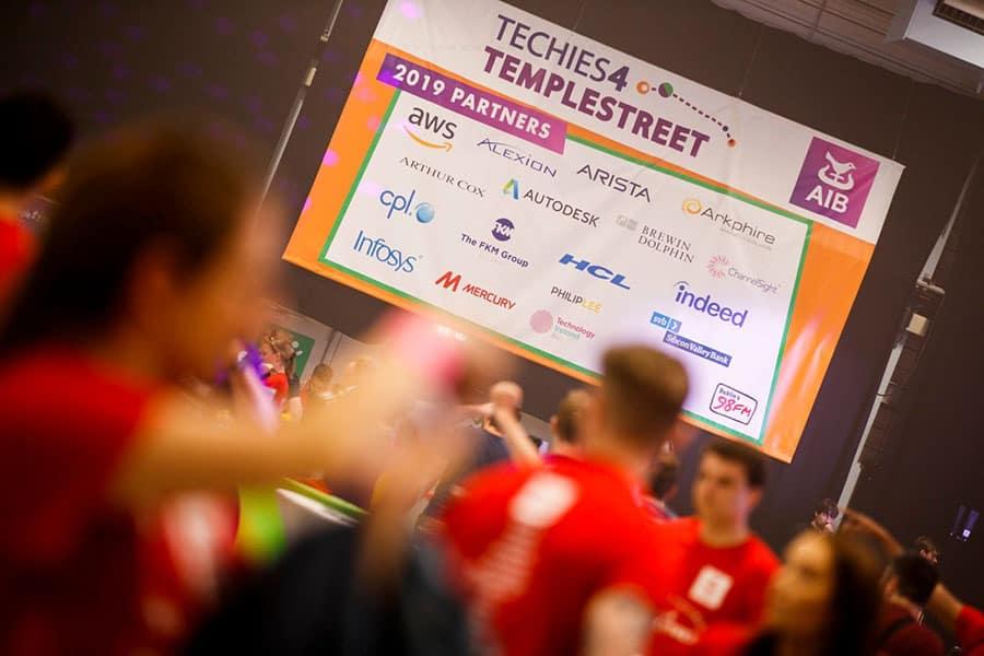 Techies 4 TempleStreet 2019