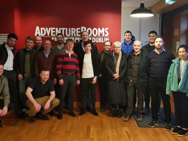 Adventure Rooms 2019