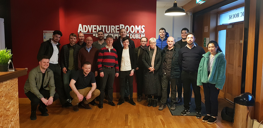 Adventure Rooms 2019