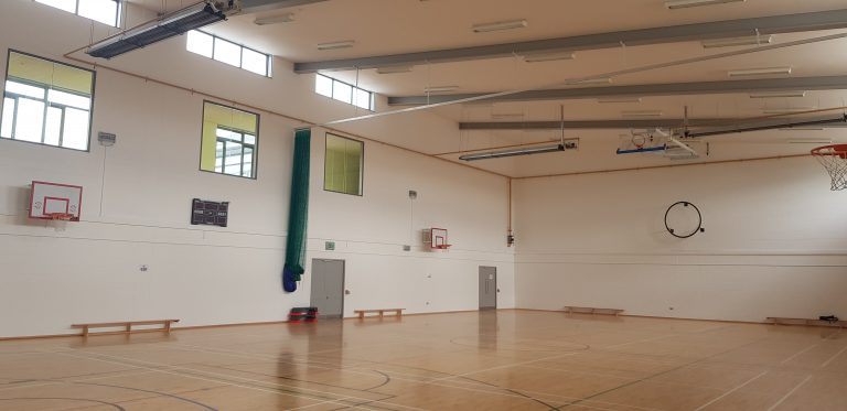 Tullamore College PE Hall