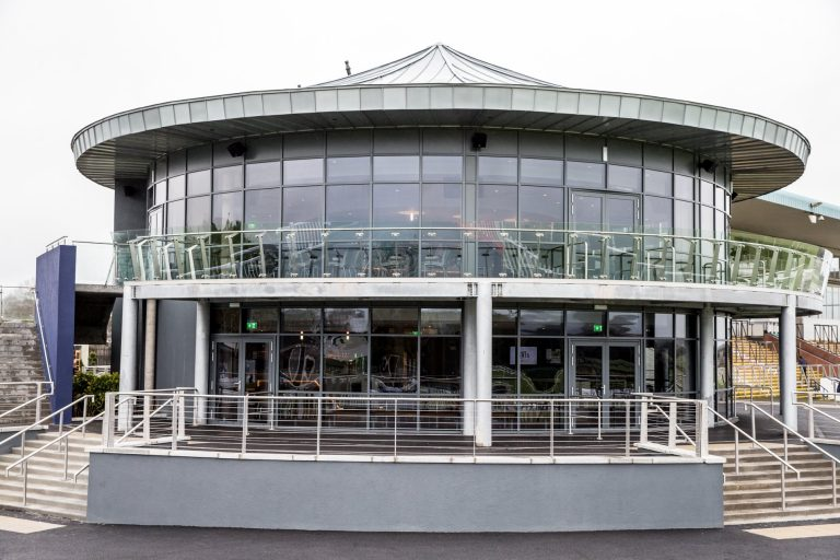 Naas Racecourse Circle Pavilion