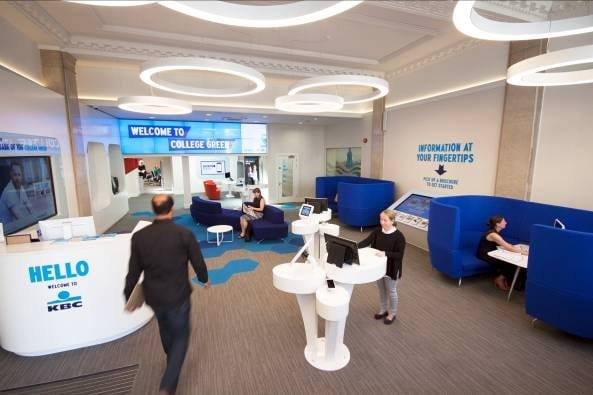 KBC Bank Retail Fit-Outs