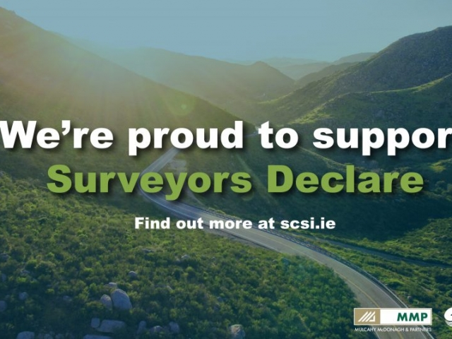 Surveyors Declare: SCSI's Climate and Biodiversity Emergency Declaration
