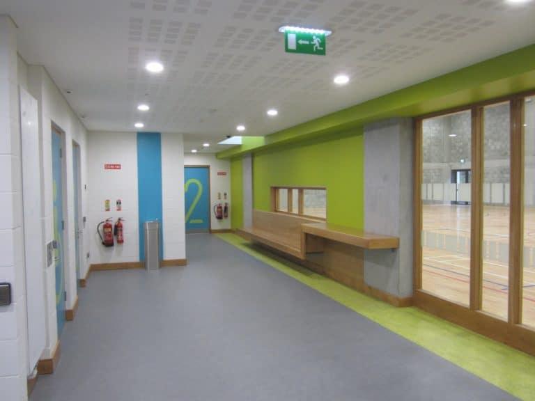 HCS corridor