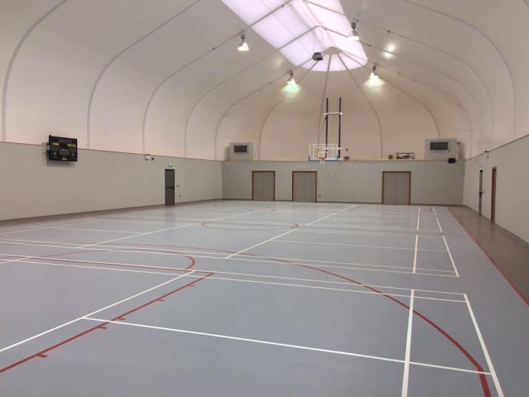 Liam Rodgers Center