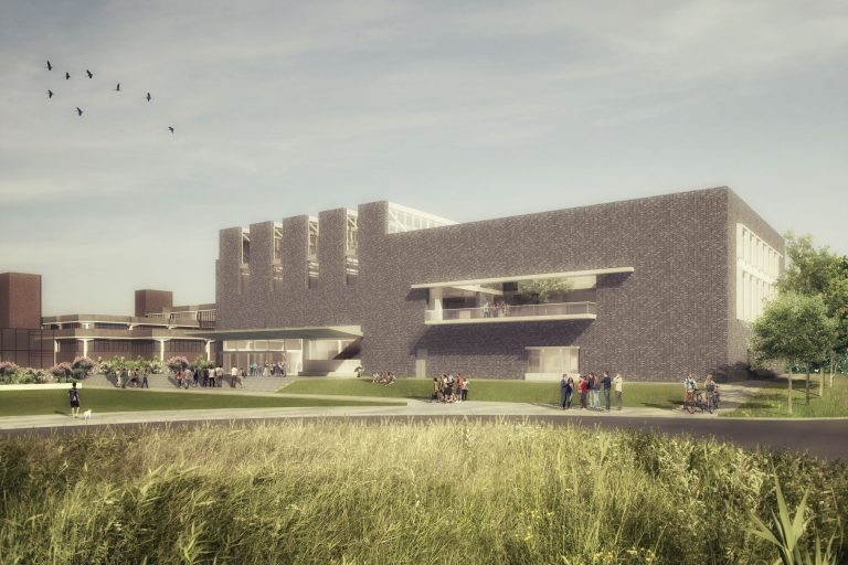 Student Centre, University of Limerick