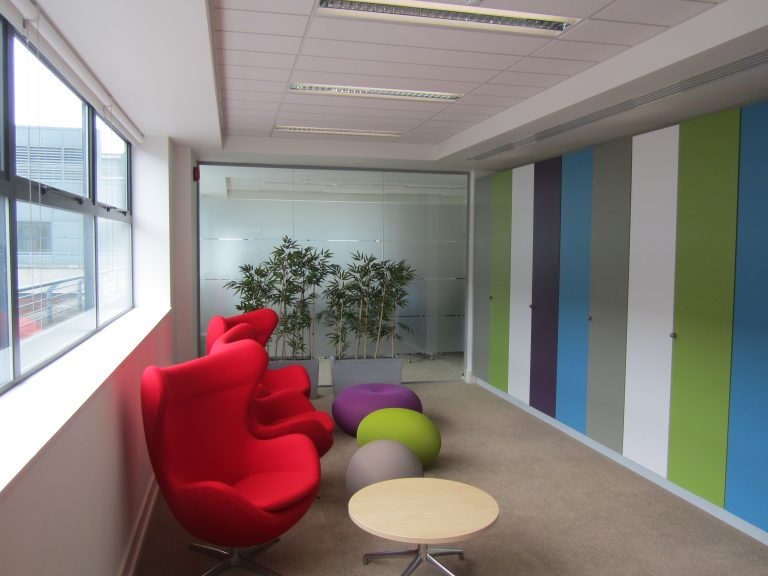 Hannover Re, Office Fit-Out