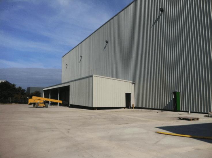 Greenogue Warehouse Logistics